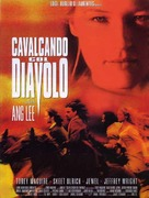 Ride with the Devil - Italian Movie Poster (xs thumbnail)