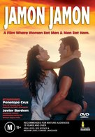 Jamón, jamón - Australian DVD cover (xs thumbnail)