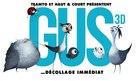 Gus - Petit oiseau, grand voyage - French Movie Poster (xs thumbnail)