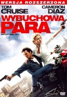 Knight and Day - Polish DVD movie cover (xs thumbnail)