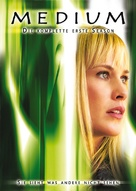 """Medium"" - German DVD cover (xs thumbnail)"