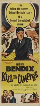 Kill the Umpire - Movie Poster (xs thumbnail)