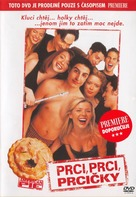 American Pie - Czech Movie Cover (xs thumbnail)