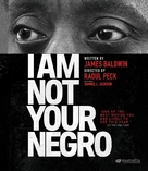 I Am Not Your Negro - Movie Cover (xs thumbnail)
