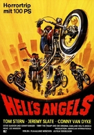 Hell's Angels '69 - German Movie Poster (xs thumbnail)