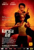 The Karate Kid - Polish Movie Poster (xs thumbnail)