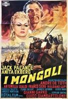 Mongoli, I - Italian Movie Poster (xs thumbnail)