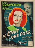 A Woman's Face - French Movie Poster (xs thumbnail)