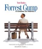 Forrest Gump - Brazilian Movie Cover (xs thumbnail)