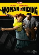 Woman in Hiding - DVD cover (xs thumbnail)