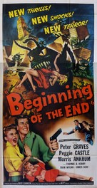 Beginning of the End - Movie Poster (xs thumbnail)