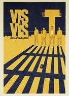 """Vis a vis"" - Spanish Movie Poster (xs thumbnail)"