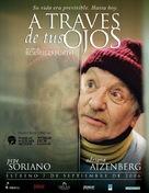 A travès de tus ojos - Argentinian poster (xs thumbnail)