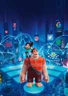 Ralph Breaks the Internet - Key art (xs thumbnail)