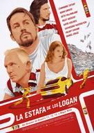Logan Lucky - Ecuadorian Movie Poster (xs thumbnail)