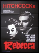 Rebecca - Norwegian Movie Poster (xs thumbnail)