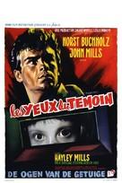 Tiger Bay - Belgian Movie Poster (xs thumbnail)