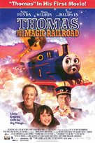Thomas and the Magic Railroad - Movie Poster (xs thumbnail)