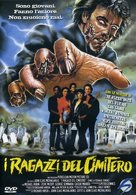 I Was a Teenage Zombie - Italian DVD cover (xs thumbnail)