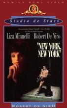 New York, New York - French Movie Cover (xs thumbnail)