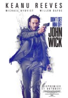 John Wick - Swedish Movie Poster (xs thumbnail)
