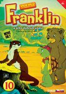 """Franklin"" - Czech DVD cover (xs thumbnail)"