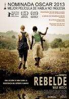 Rebelle - Spanish Movie Poster (xs thumbnail)
