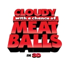 Cloudy with a Chance of Meatballs - Logo (xs thumbnail)
