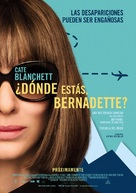 Where'd You Go, Bernadette - Mexican Movie Poster (xs thumbnail)