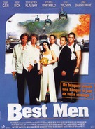 Best Men - French Movie Poster (xs thumbnail)