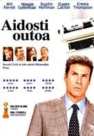 Stranger Than Fiction - Finnish Movie Cover (xs thumbnail)