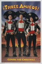 ¡Three Amigos! - Movie Poster (xs thumbnail)