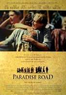 Paradise Road - German Movie Poster (xs thumbnail)