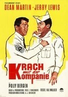 At War with the Army - German Movie Poster (xs thumbnail)