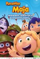 Maya the Bee: The Honey Games - Polish Movie Poster (xs thumbnail)