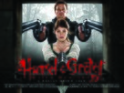 Hansel & Gretel: Witch Hunters - British Movie Poster (xs thumbnail)