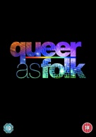 """Queer as Folk"" - British DVD movie cover (xs thumbnail)"