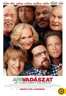 Father Figures - Hungarian Movie Poster (xs thumbnail)