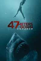 47 Meters Down: Uncaged - Movie Cover (xs thumbnail)