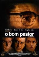 The Good Shepherd - Brazilian DVD movie cover (xs thumbnail)