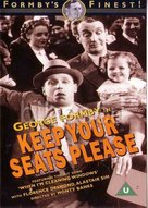 Keep Your Seats, Please - British DVD movie cover (xs thumbnail)