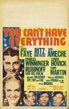 You Can't Have Everything - Movie Poster (xs thumbnail)