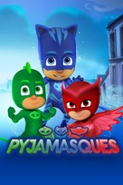 """PJ Masks"" - French Video on demand movie cover (xs thumbnail)"
