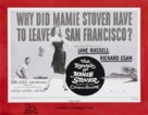 The Revolt of Mamie Stover - poster (xs thumbnail)