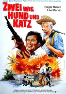 Shout at the Devil - German Movie Poster (xs thumbnail)