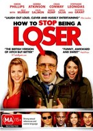 How to Stop Being a Loser - Australian DVD cover (xs thumbnail)