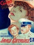 Anna Karenina - Czech Movie Poster (xs thumbnail)