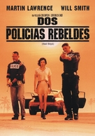 Bad Boys - Argentinian Movie Poster (xs thumbnail)