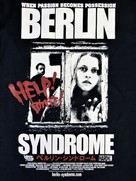 Berlin Syndrome - Japanese poster (xs thumbnail)