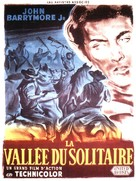 High Lonesome - French Movie Poster (xs thumbnail)